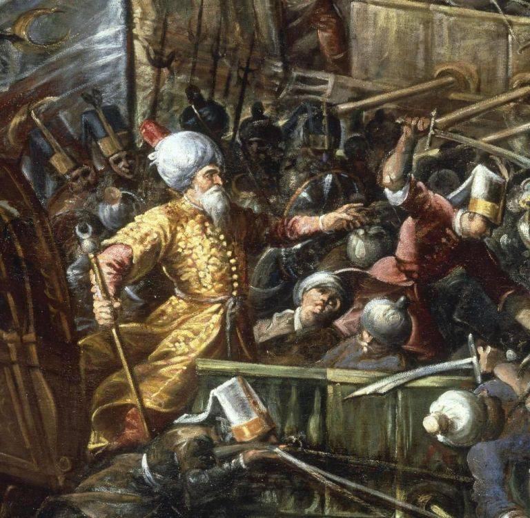Grandes Almirantes Islámicos del Mar Mediterráneo