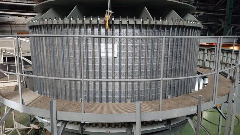 러시아에서는 Yenisei 초 중형 로켓 모듈 생산이 시작되었습니다.