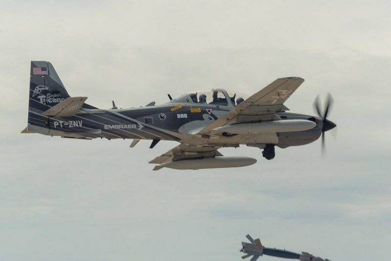 US Air Force will purchase A-29 Super Tucano and AT-6 Wolverine aircraft
