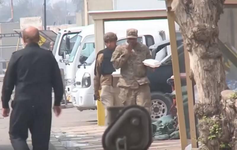 美国在伊拉克的第一个基地已完全在伊拉克军队的控制下通过