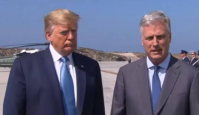 US-Botschafter sagt, wer die US-Delegation bei der Victory Parade führen wird