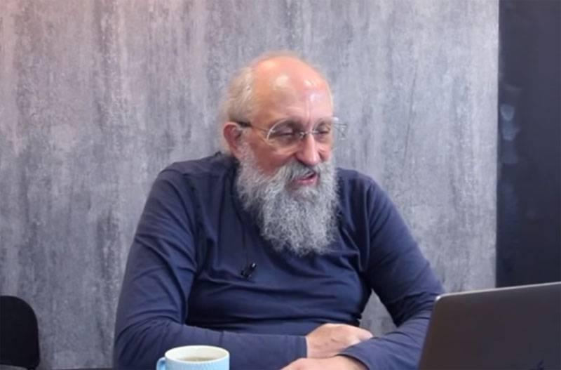 "Wasserman은 위기의 원인과 세계 경제의 ""마지막 짚""에 대해 이야기했습니다."