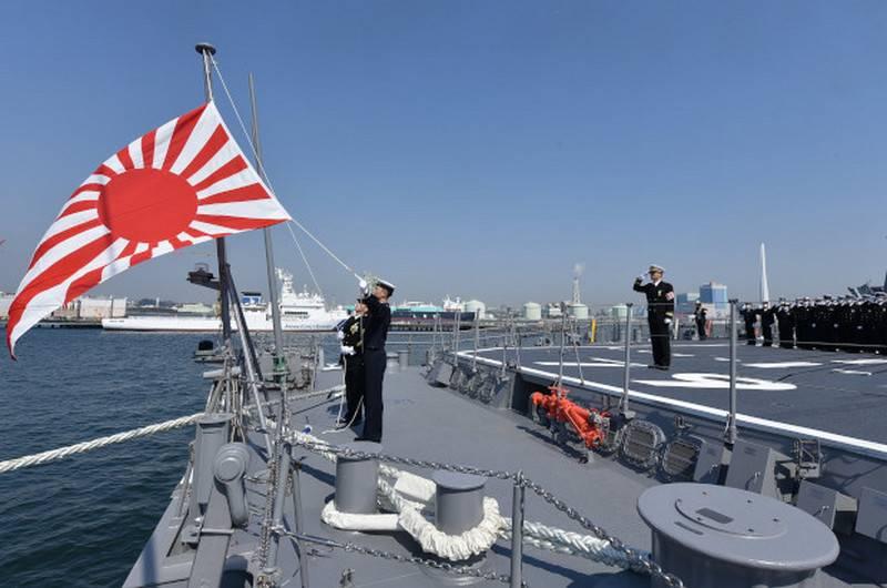 美国导弹防御系统中包含的最新日本驱逐舰