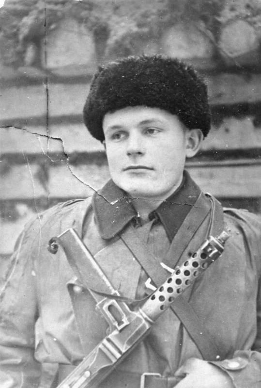Stepan Yankovich. Demoman Destemido