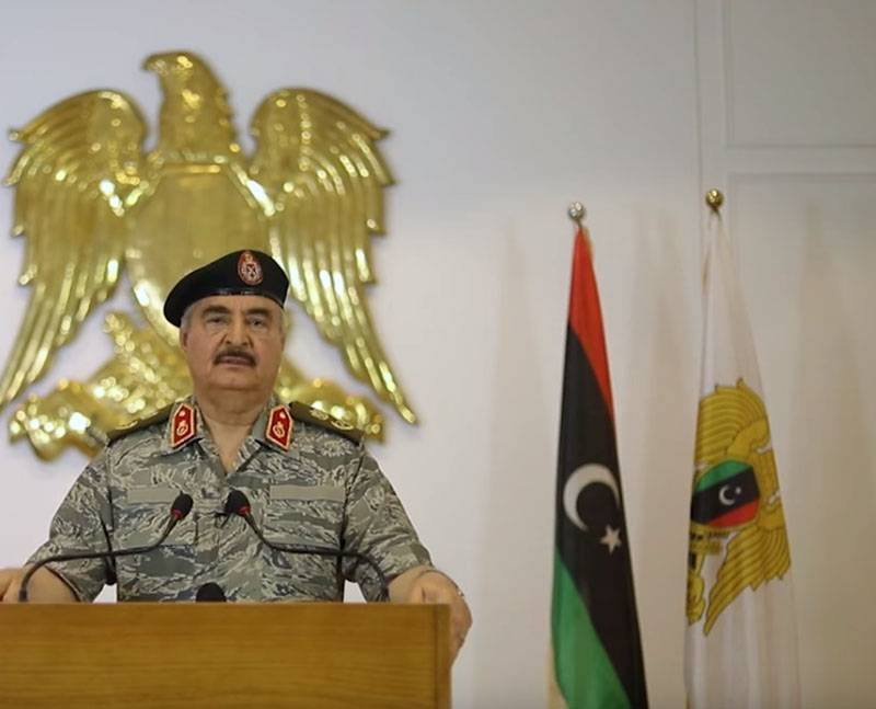 Marshal Haftar army accused of new attempt to take Tripoli