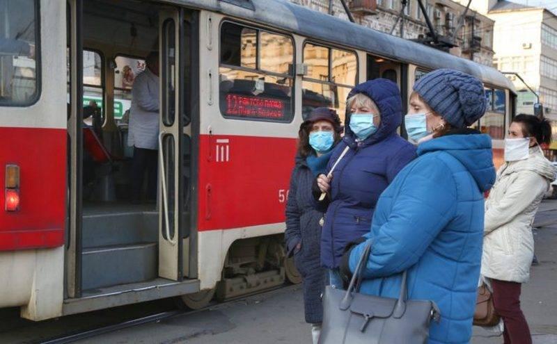 Kiev toplu taşımayı tamamen durdurdu