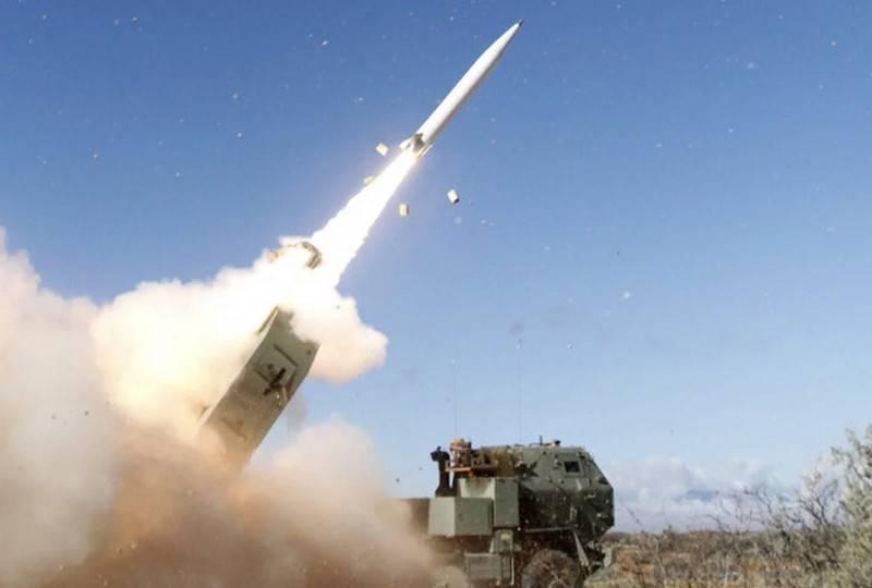 Lancement d'un missile hypersonique tactique PrSM aux États-Unis