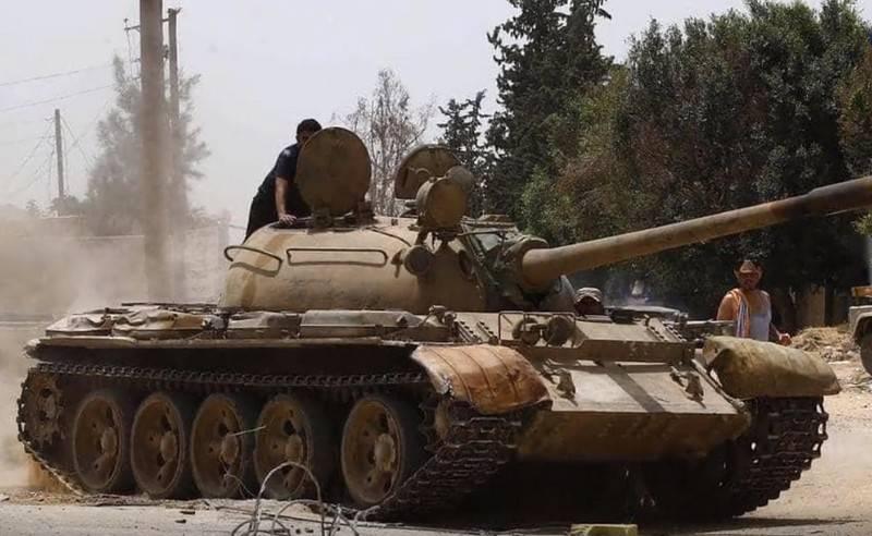 LNA Haftara hat die Kämpfe in Libyen ausgesetzt