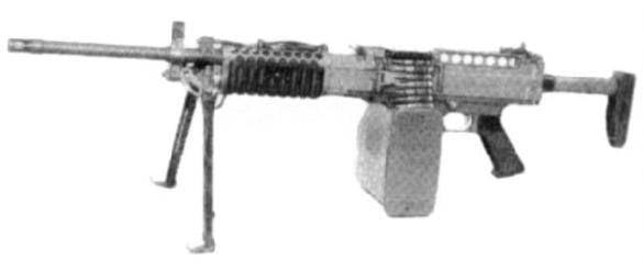 Stoner 63: sviluppo. Modello 86 e 96