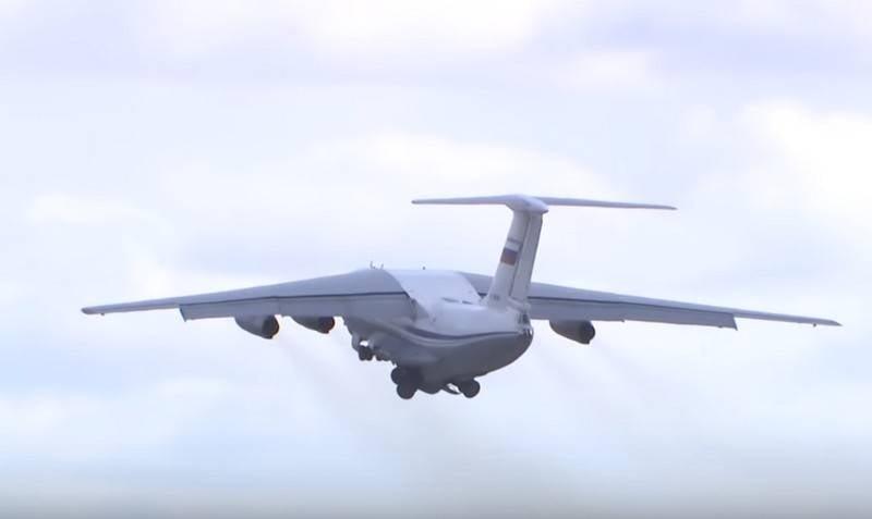 Le ministère de la Défense continue de transférer des forces et des biens sur une base militaire près de Rome