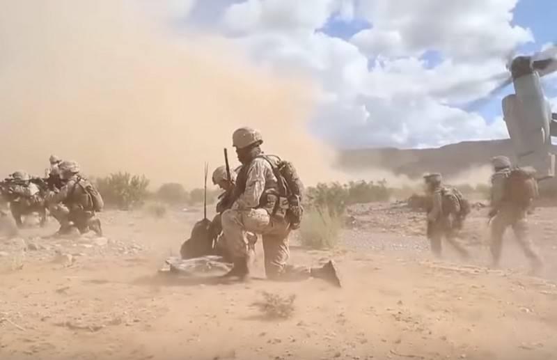 Корпус морской пехоты США лишится всей тяжелой бронетехники