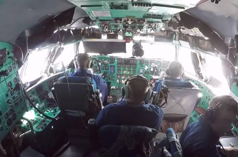 Em Varsóvia: os russos não solicitaram permissão para voar para a Itália através do espaço aéreo polonês