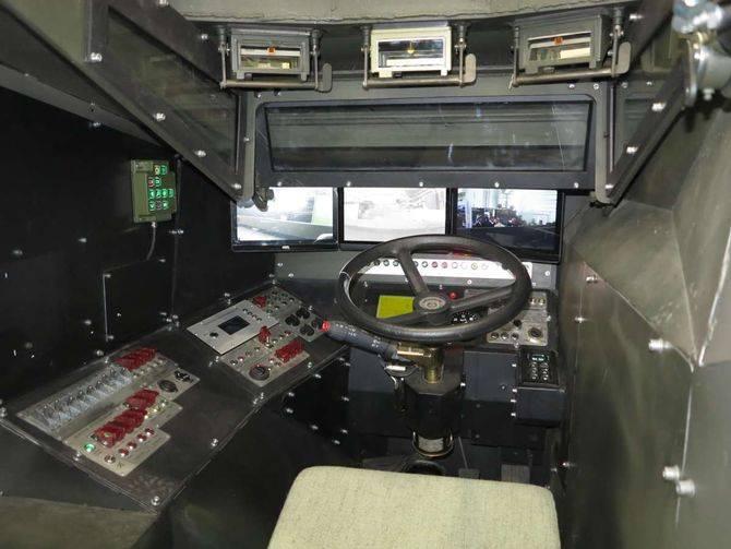 """Le BTR """"Otaman 6x6"""" est en cours de test"""