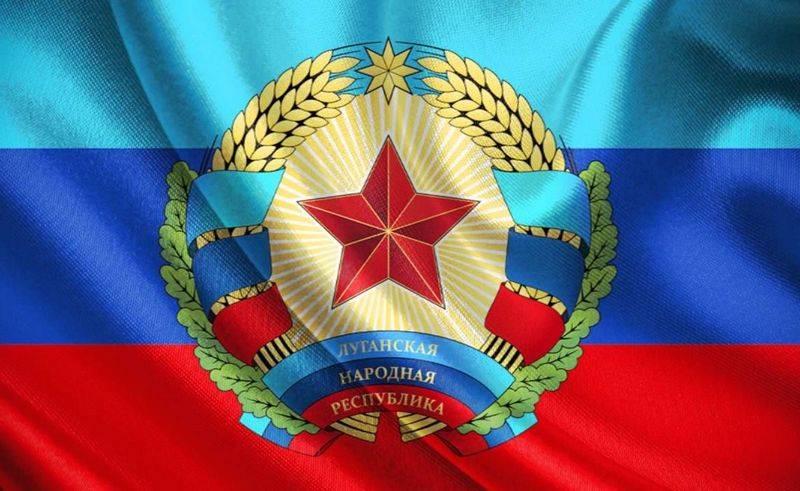 No LNR, o russo recebeu o status de único idioma do estado