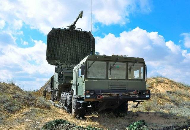 S-400 anti-aircraft missile system and S-350 anti-aircraft missile system: with an eye to the future