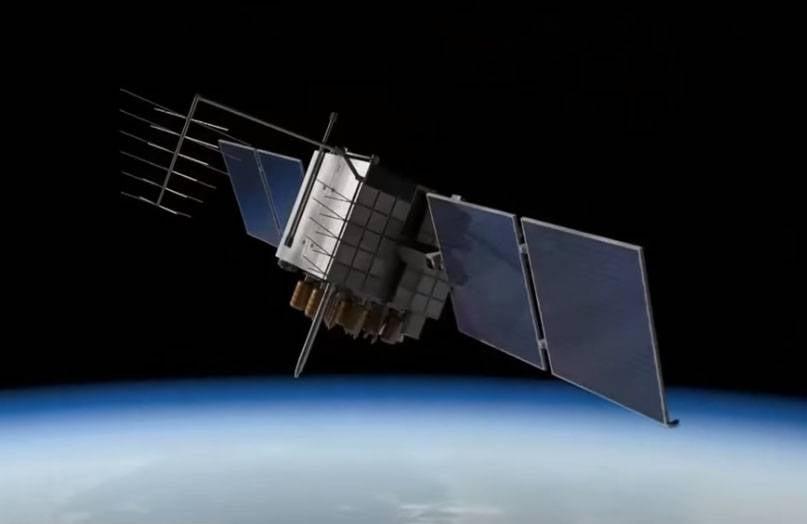 транспортеры на спутники