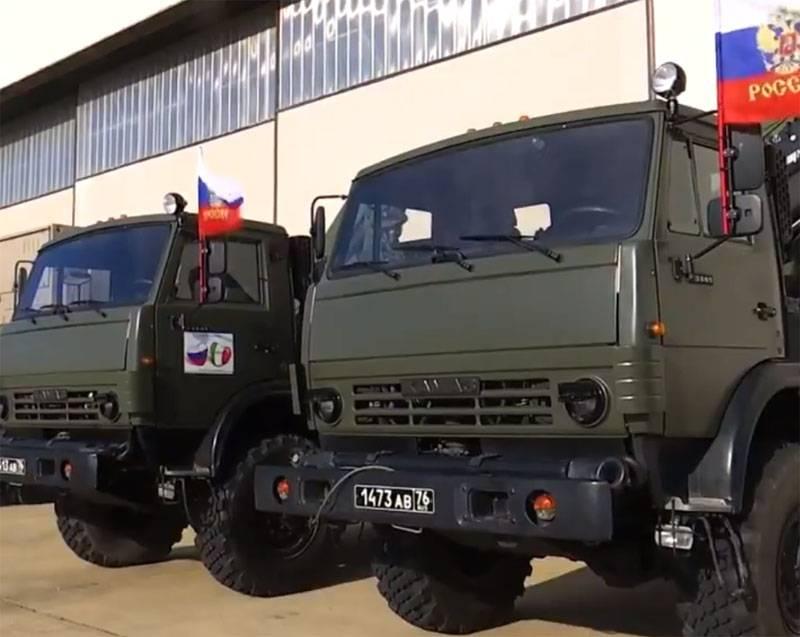 「冷戦はない」:イタリアはロシアへのロシアの援助についてコメントする