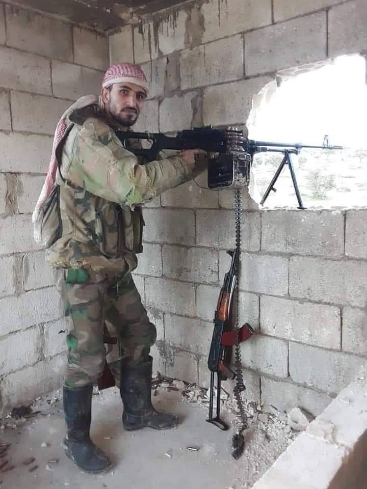 27月XNUMX日,叙利亚:SAA与伊德利卜西南部和阿勒颇省的武装分子发生冲突