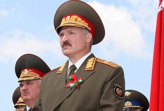 Graben Wahrheit Lukaschenko