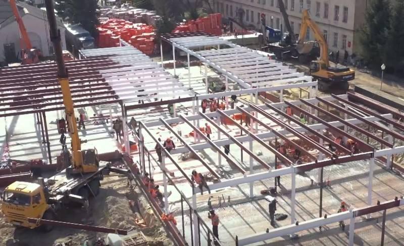 국방부, 16 개 의료 센터 건설 가속화