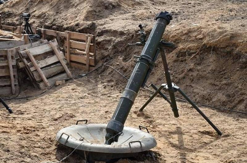 APU a commencé à tester le dernier mortier ukrainien MP-120