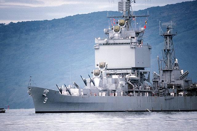 海军领域的科学技术革命