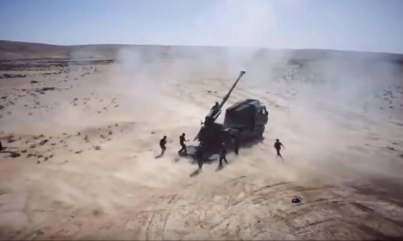 Elbit Systems unterzeichnete einen Vertrag über die Lieferung neuer selbstfahrender Waffen für die israelischen Streitkräfte