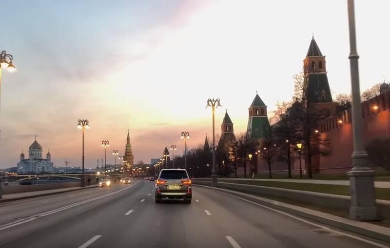 Moskova'da tam öz izolasyon rejimi uygulamaya konuldu