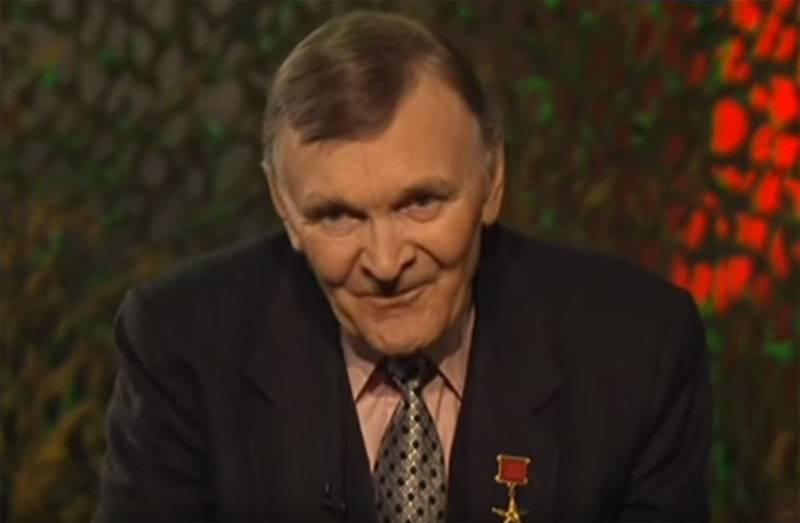War writer Yuri Bondarev passed away