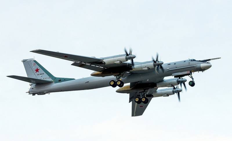 PJSC Tupolev reported on the creation of the first deeply modernized Tu-95MSM