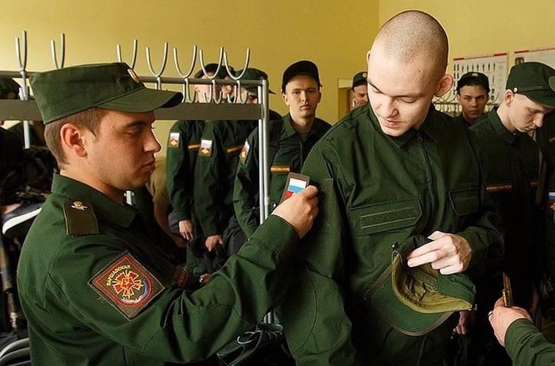 Début du service de conscription de printemps en Russie