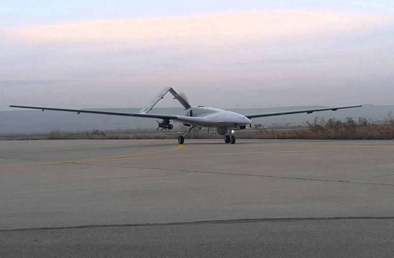 리비아에서 또 다른 터키 UAV Bayraktar TB2 격추