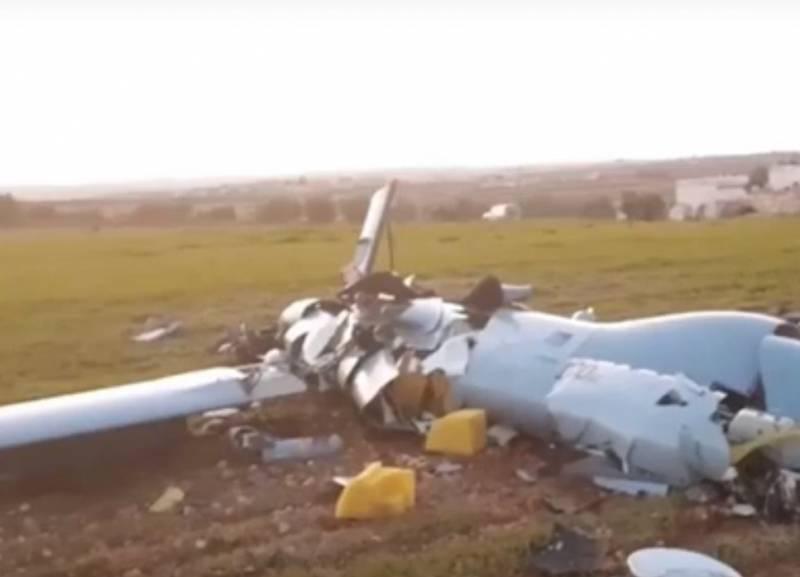 Турецкие беспилотники в Идлибе: как их сбивает ПВО Сирии