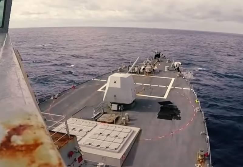 В силовых структурах назвали главную помеху разведке кораблей НАТО у крымских берегов