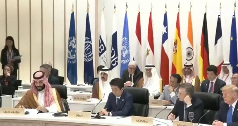 «Большая двадцатка» проводит свой первый в истории виртуальный саммит