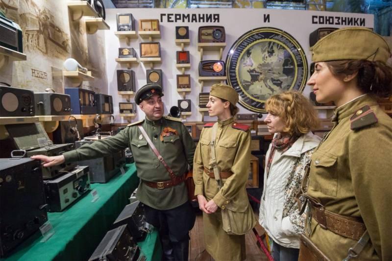 Сохранение памяти о войне, памяти о Победе