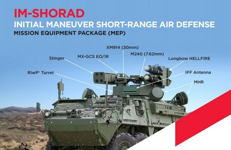 США планируют досрочно завершить испытания ПВО малой дальности