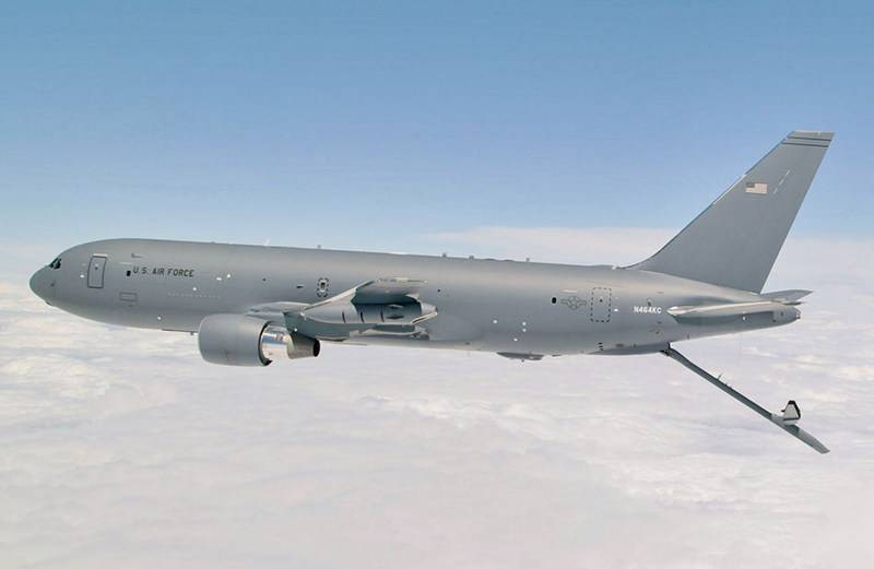 Critical defect detected in Boeing KC-46 tanker