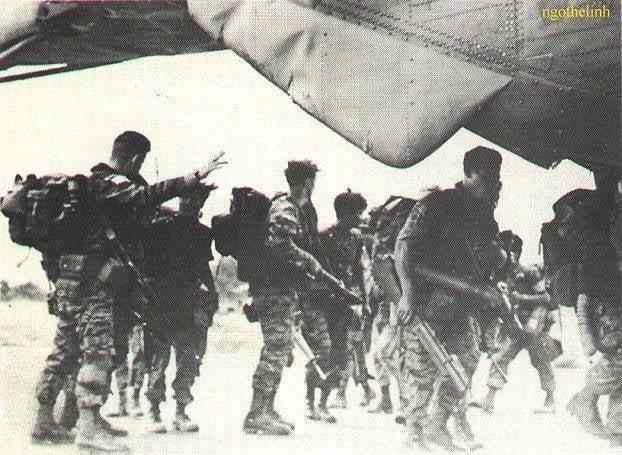 Sendero Ho Chi Minh. Vietnam Road of Life: dos operaciones de 1970