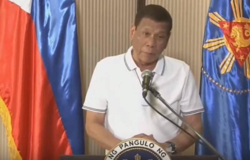 Президент Филиппин позволил милиции  стрелять внарушителей карантина