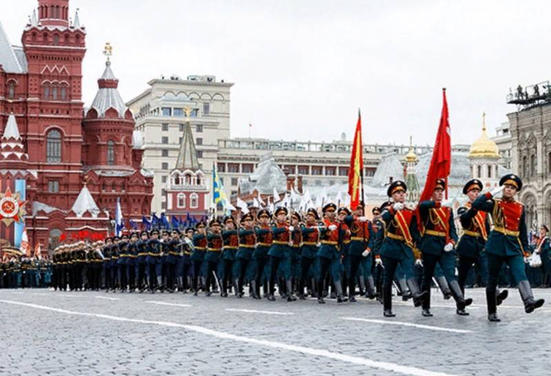 The Ministry of Defense is considering alternative options for the Victory Parade