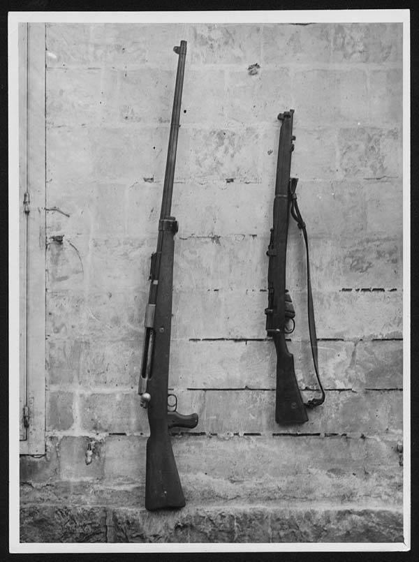 Fucile anticarro Mauser Tankgewehr M1918. Primo nel suo genere