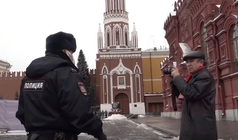 모스크바는 자기 격리 및 검역 위반으로 벌금을 부과