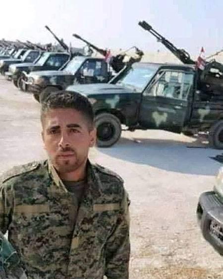シリア軍はSeracibaでの銃撃に対応しました