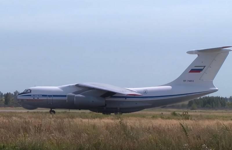 रक्षा मंत्रालय सर्बिया की सहायता के लिए विमानन समूह का गठन करता है