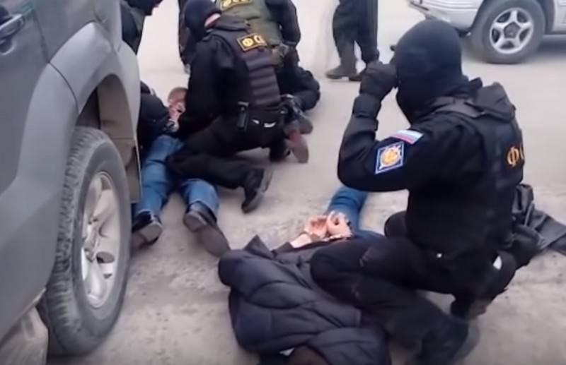 FSB detuvo a terroristas en dos regiones rusas
