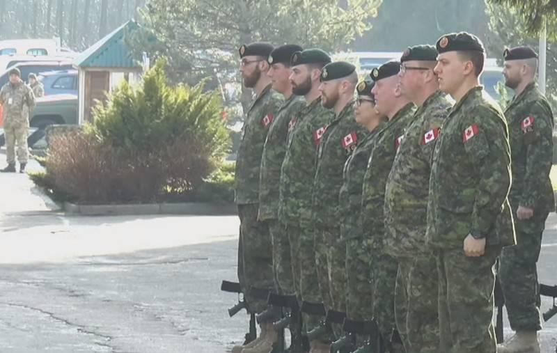 カナダはウクライナとイラクからの軍事指導者の撤退を開始します