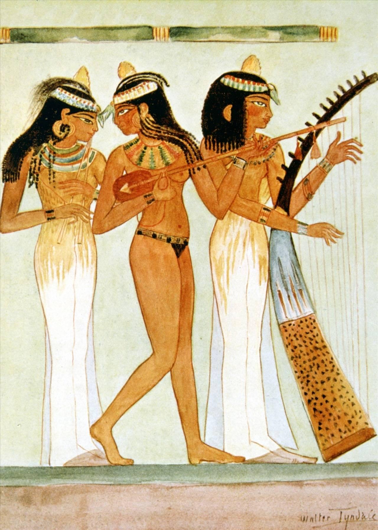 Altes Agypten Kleidung Der Pharaonen Krieger Bauern