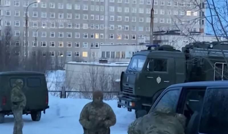 Anhänger des islamischen Staates in Murmansk liquidiert