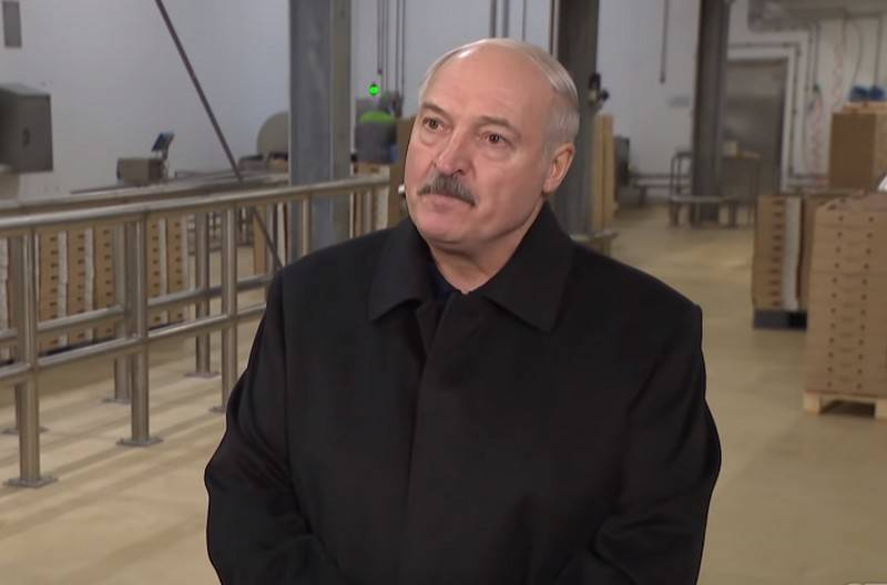 Lukashenko criticized the CIS